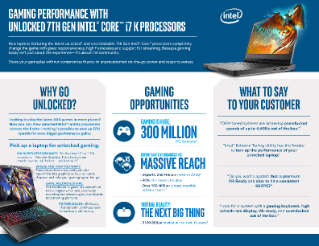 gaming performance with unlocked 7th gen intel core i7 k processors