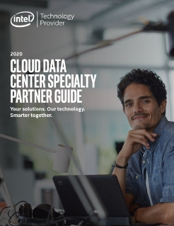 Cloud Data Center Specialty Partner Guide