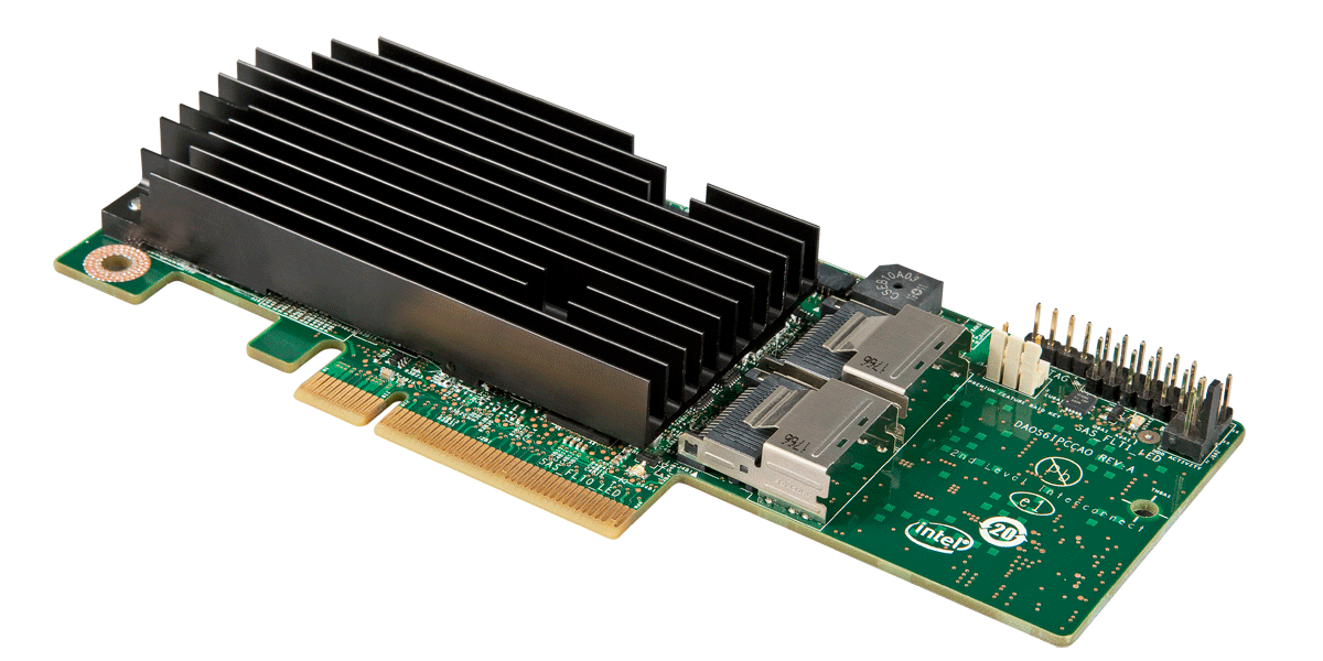 Intel® Integrated RAID Module RMS25PB and RMT3PB Families