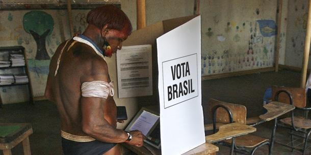 Intel® Technology Story: Brazil Elections Go All-Electronic